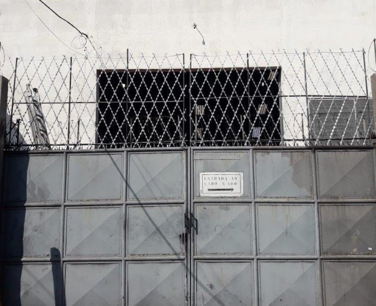 Fábrica de rede laminada