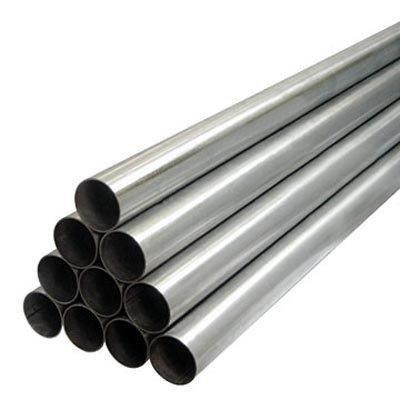 Tubo galvanizado alambrado
